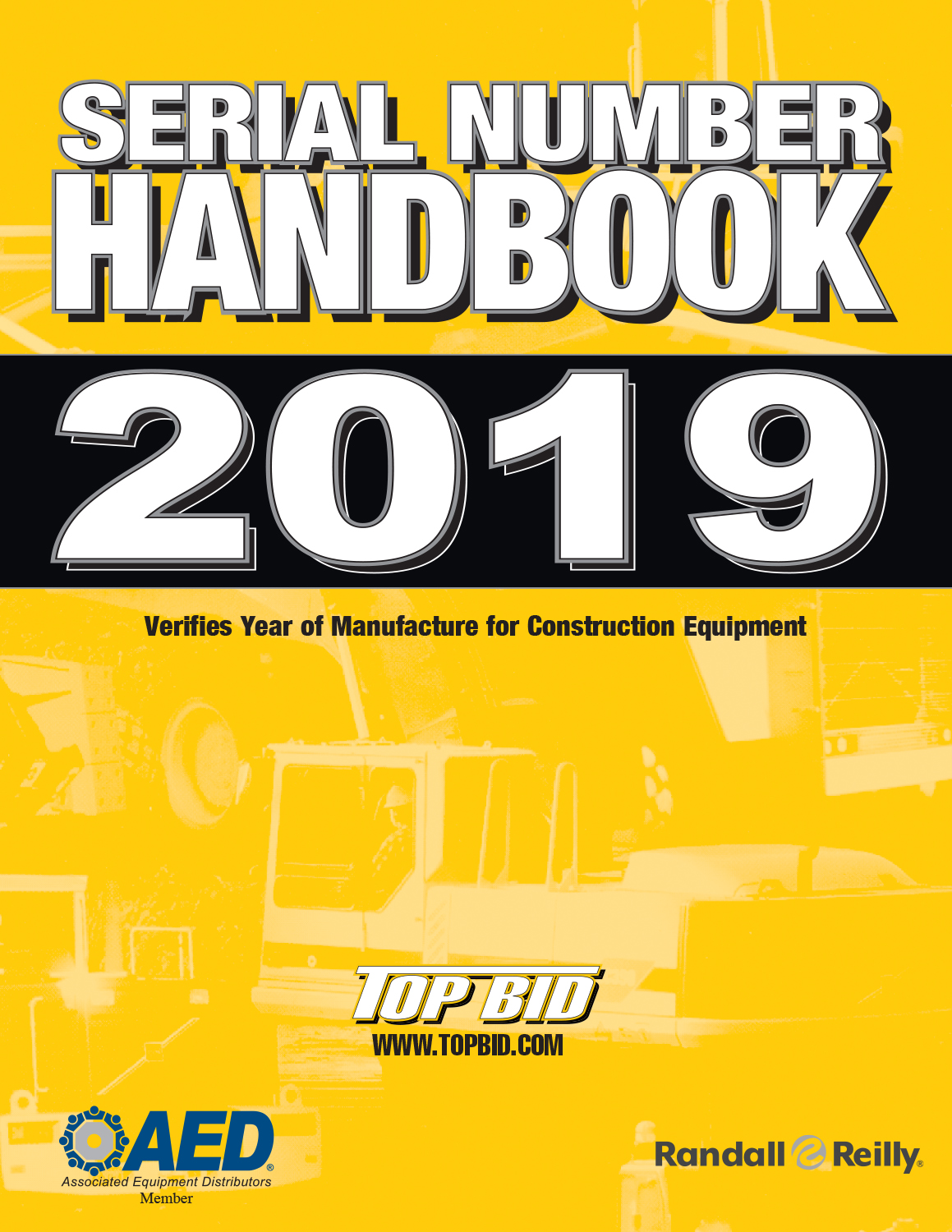 Heavy Equipment Serial Number Guide – Top Bid