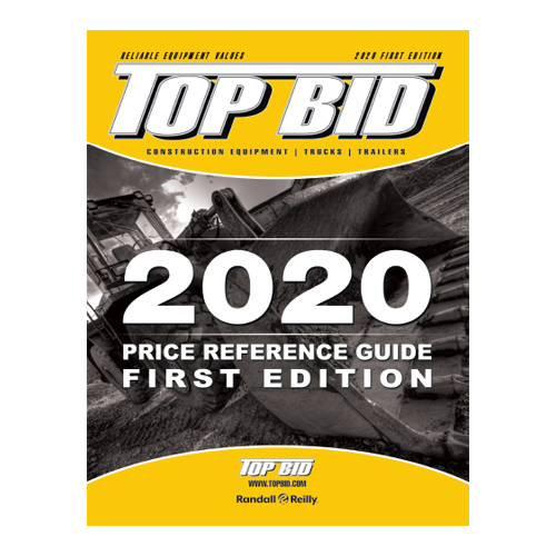 Price Reference Guide Print